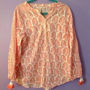 Sundance blouse.